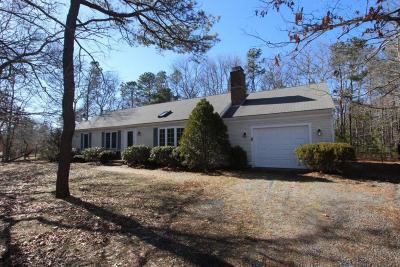 Falmouth Single Family Home Contingent: 251 Club Valley Drive