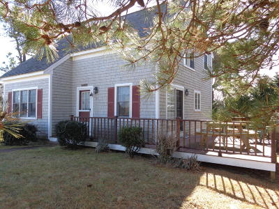 Yarmouth Single Family Home Contingent: 17 Broadcast Lane
