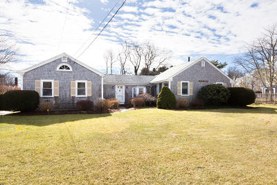 Harwich Single Family Home Contingent: 71 Pleasant Street