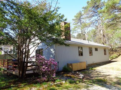 Wellfleet Single Family Home For Sale: 126 Clark Avenue