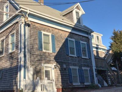 Provincetown Condo/Townhouse Contingent: 2 Winthrop Place #2A
