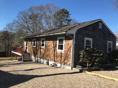 Falmouth Single Family Home Active W/Contingency: 81 W Edgewater Drive