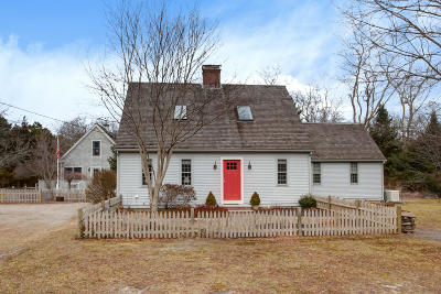 Sandwich Single Family Home For Sale: 233 Old County Road