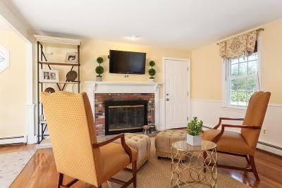 Sandwich Single Family Home Contingent: 1 Boulder Brook Road