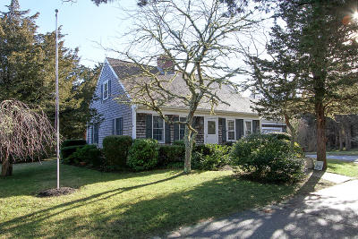 Orleans Single Family Home Contingent: 16 Seavers Road