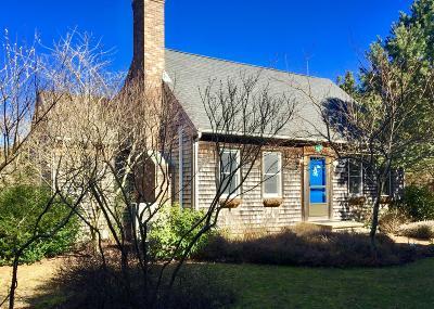 Eastham Single Family Home Contingent: 15 Settler's Trace