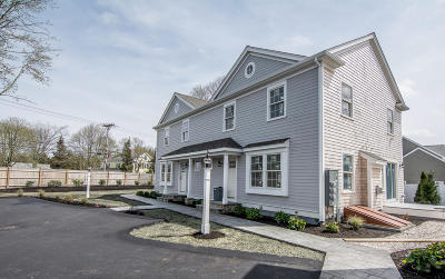 Falmouth Condo/Townhouse For Sale: 4 Central Avenue #Unit 1