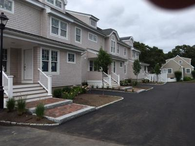 Barnstable Condo/Townhouse For Sale: 780 Craigville Beach Road #F3