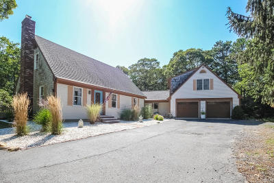 Yarmouth Single Family Home For Sale: 121 Setucket Road