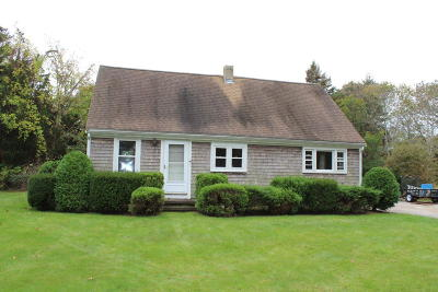 Falmouth Single Family Home For Sale: 8 Lewis Street