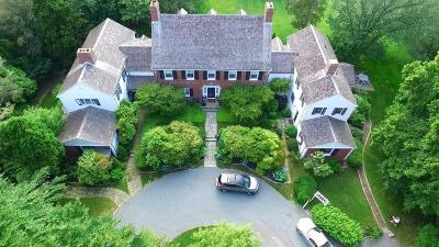 Chatham Single Family Home For Sale: 150 -154 Cross Street