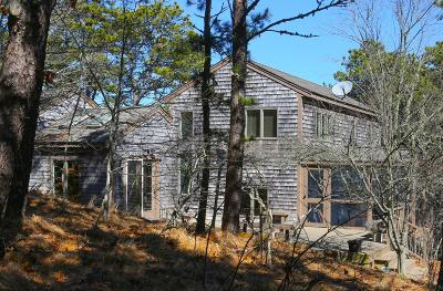 Wellfleet Single Family Home Contingent: 1060 Browns Neck Road