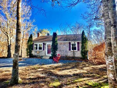 Brewster Single Family Home Active W/Contingency: 180 Beechtree Drive