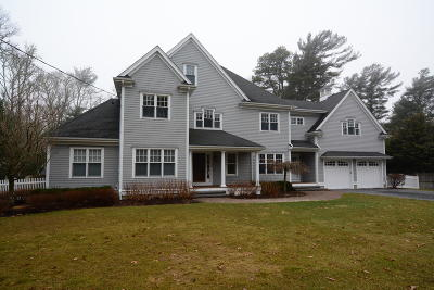 Falmouth Single Family Home Contingent: 732 Quaker Road