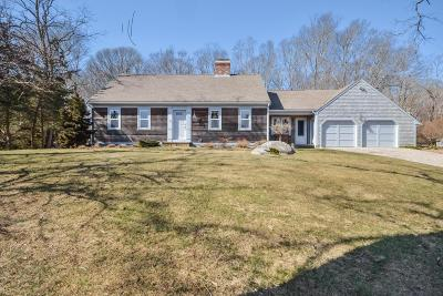 Falmouth Single Family Home Contingent: 22 Quail Hollow Road