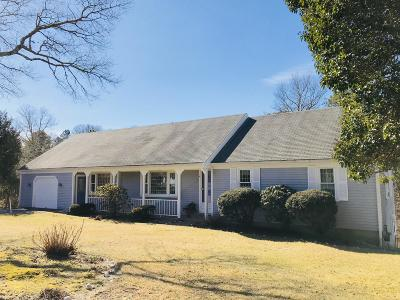 Yarmouth MA Single Family Home For Sale: $405,000