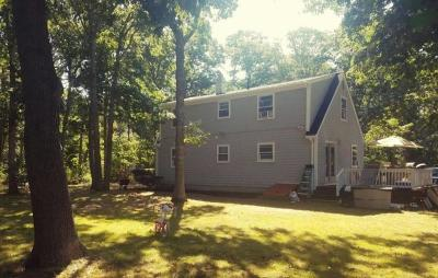 Barnstable Single Family Home For Sale: 140 Mitchells Way