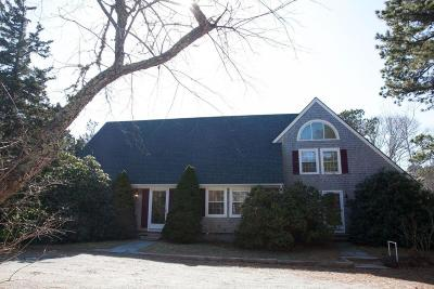 Barnstable Single Family Home For Sale: 597 Main St Rte 6a