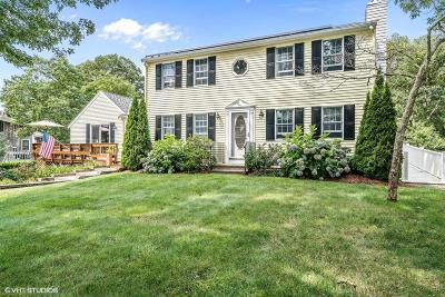 Falmouth Single Family Home For Sale: 93 Squibnockett Drive