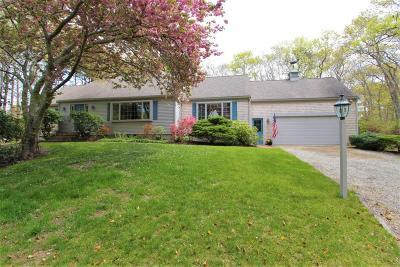 Barnstable Single Family Home For Sale: 116 Oakmont Drive