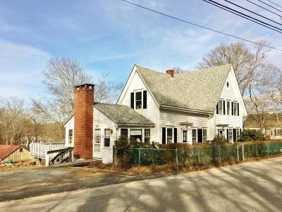 Wellfleet Single Family Home For Sale: 150 School Street