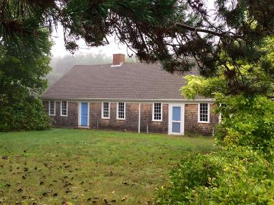 Wellfleet Single Family Home For Sale: 150 Chequessett Neck Road