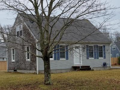 Falmouth Single Family Home For Sale: 25 Andrews Street