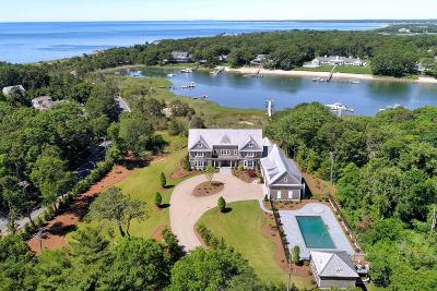 Barnstable Single Family Home For Sale: 501 Eel River Road