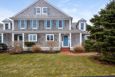 Falmouth Condo/Townhouse For Sale: 850 West Falmouth Hwy #5