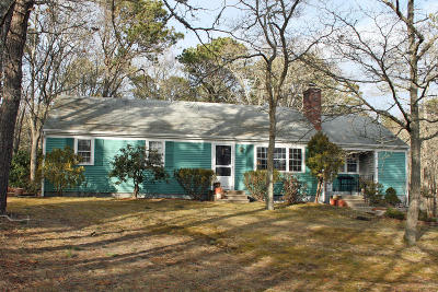 Dennis Single Family Home For Sale: 43 Madison Road