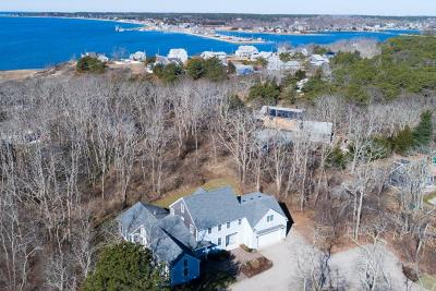 Wellfleet Single Family Home For Sale: 120 Cove Road