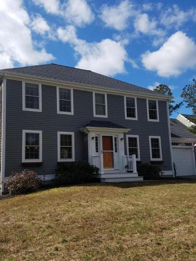 Mashpee Single Family Home For Sale: 12 Wintergreen Road