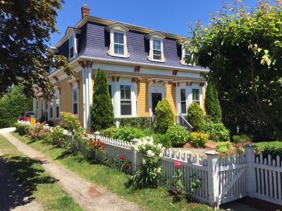 Provincetown Multi Family Home For Sale: 584 Commercial Street