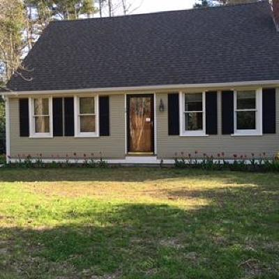 Sandwich Single Family Home For Sale: 14 Timber Way