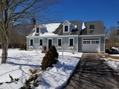 Falmouth MA Single Family Home For Sale: $479,000