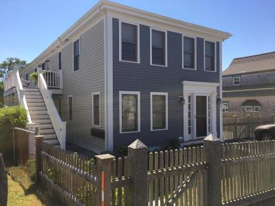 Provincetown Condo/Townhouse For Sale: 40 Pleasant Street #2