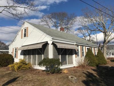 Falmouth MA Single Family Home For Sale: $429,900