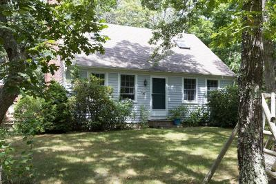 Wellfleet Single Family Home For Sale: 249 Gross Hill Road