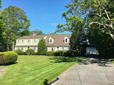 Barnstable Single Family Home For Sale: 394 South Street