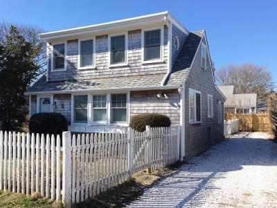 Falmouth MA Single Family Home For Sale: $595,000