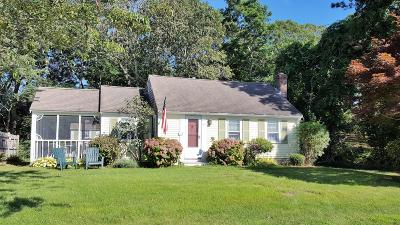 Dennis Single Family Home For Sale: 4 Ferncliff Road