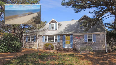 Eastham Single Family Home For Sale: 120 Boreen Road