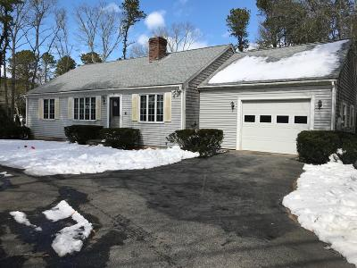 Dennis Single Family Home Contingent: 4 Lady Slipper Drive