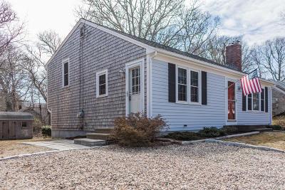 Yarmouth MA Single Family Home For Sale: $345,000