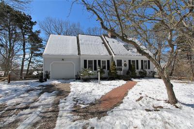 Yarmouth MA Single Family Home For Sale: $499,000