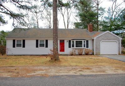Mashpee Single Family Home Contingent: 4 Ships Rudder Drive