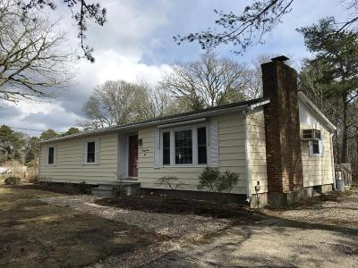 Harwich MA Single Family Home For Sale: $334,900