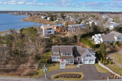 Chatham MA Single Family Home For Sale: $2,995,000
