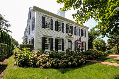 Chatham MA Single Family Home For Sale: $1,795,000