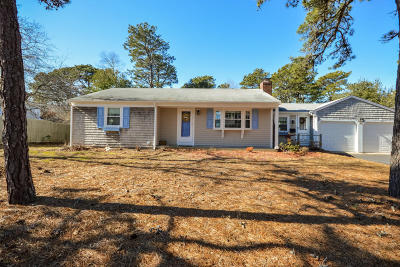 Yarmouth MA Single Family Home For Sale: $299,900